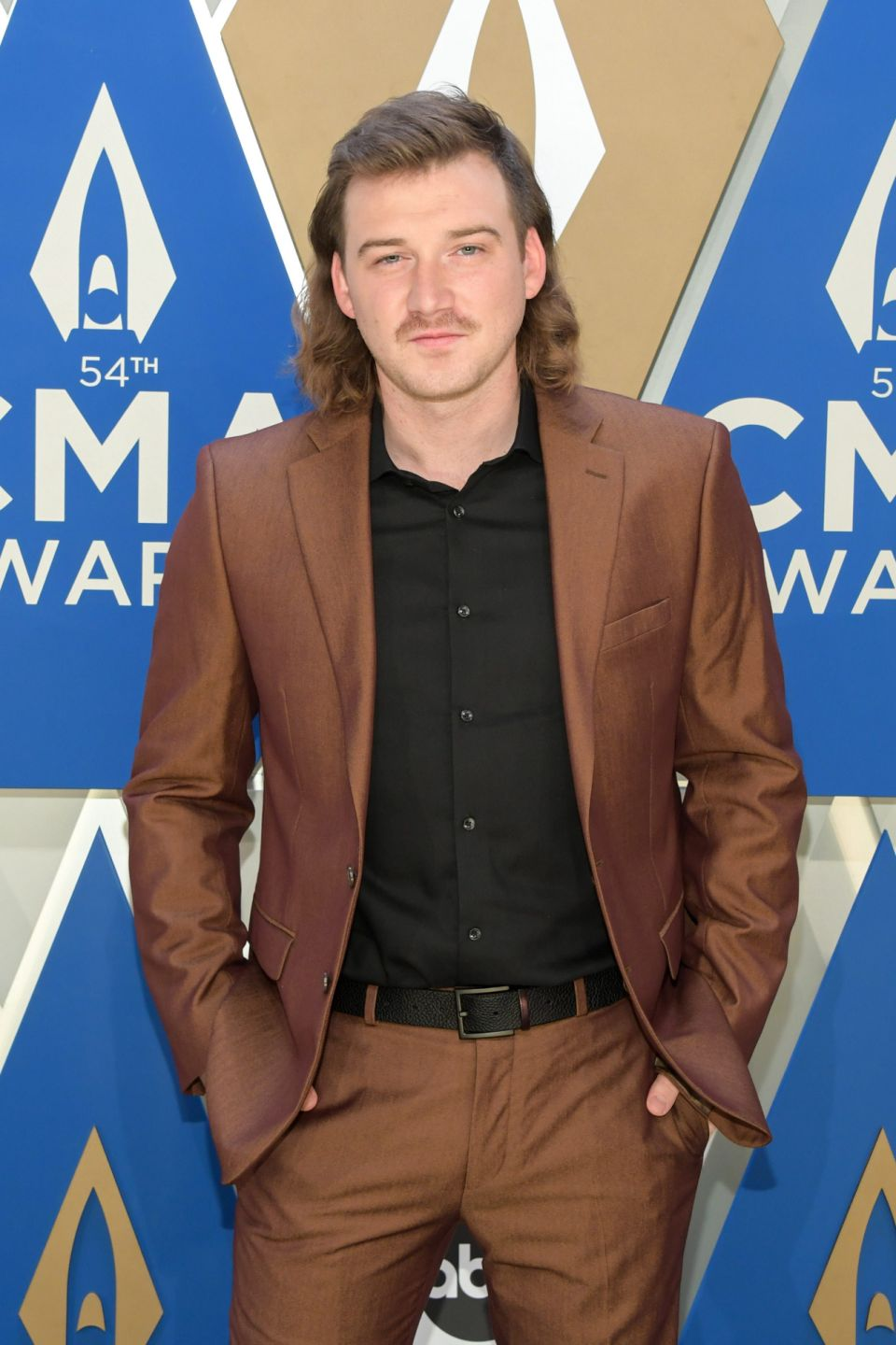 Morgan Wallen on Nov. 11, 2020, in Nashville, Tennessee.